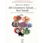 All Creatures Great... But Small - Piano