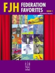 FJH Federation Favorites, Book 1 - Piano