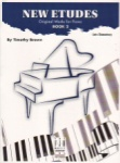 New Etudes, Book 2 - Piano Teaching Pieces