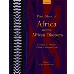 Piano Music of Africa and the African Diaspora Volume 1