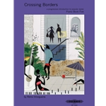 Crossing Borders, Book 5 - Piano