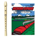 MPI Antiqua Recorder & Recorder Express Book