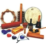 Groth Music 15 Piece Percussion Value Package
