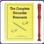 Red Cantos Recorder & Complete Recorder Resource Bk