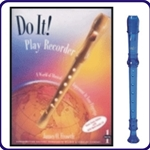 Blue Cantos Recorder & Do It Recorder Book