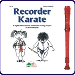 Red Cantos Recorder & Recorder Karate Book