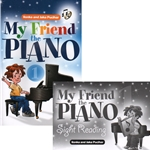 My Friend the Piano Lesson Book 1 and Sight-Reading Book 1