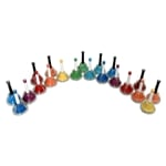 KidsPlay Combined Handbell & Deskbells 20 Note Chromatic Set