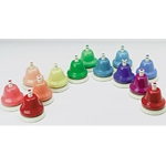 KidsPlay One Octave 13 Note Chromatic Deskbell Set
