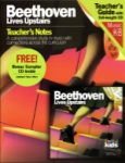 Classical Kids - Beethoven Lives Upstairs - Book & CD