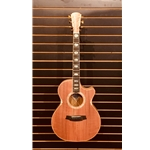 ANGEL 3 EC Redwood Face, Australian Blackwood Back & Sides, w/ Hardshell Cole Clark Case