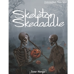 Skeleton Skedaddle - Teaching Piece