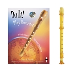 Candy Apple 2-pc Gold Recorder & Do It! Book and CD