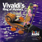 Classical Kids - Vivaldi's Ring of Mystery - CD