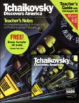 Classical Kids - Tchaikovsky Discovers America - Book & CD