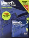 Classical Kids - Mozart's Magnificent Voyage - Book & CD