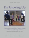 I'm Growing Up (Book/CD/DVD)
