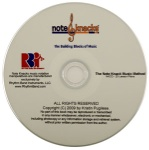 Note Knacks - Lesson Plan CD-ROM