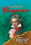 Alfred's Music Playing Cards: Classical Composers - Playing Cards
