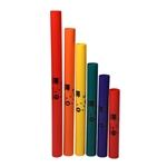 Boomwhackers C Pentatonic Set