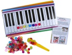 Music Mind Games Paper Pianos