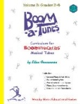 Boomatunes Boomwhacker Curriculum Volume 3 W/CD