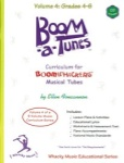 Boomatunes Boomwhacker Curriculum Volume 4 W/CD