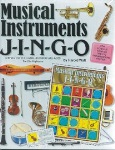 Musical Instruments J-I-N-G-O Game