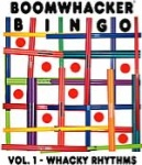 Boomwhacker Bingo W/CD