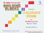 Boomwhackers Building Blocks Children's Songs Vol 1