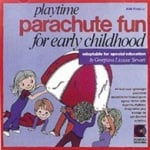 Playtime Parachute Fun (CD)
