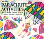 Parachute Activities with Folk Dance Music (2 CDs and Guide)