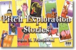 Pitch Exploration Stories - Large Flashcards