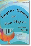 Improvisation Games for One Player