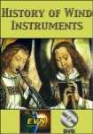 History of Wind Instruments - DVD