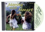 Moving with Mozart - CD