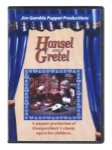 Hansel and Gretel (Puppet Production) - DVD