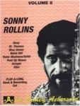 Jamey Aebersold Vol. 8: Sonny Rollins (Bk/CD)