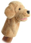 "Aurora 10"" Garth Dog Puppet"