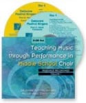 Teaching Music Through Performance in Middle School Choir - CD Set 2