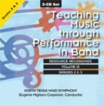 Teaching Music Through Performance in Band, Vol. 10 - CD