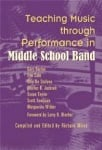 Teaching Music Through Performance in Middle School Band - Book