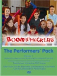Boomwhackers: The Performers' Pack, Vol. 1 (DVD)