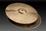 "Paiste 14"" Signature Dark Energy Hats Mk I Cymbals"
