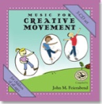 Music for Creative Movement - CD