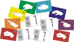 3 in 1 Music Card System (Kodaly, Recorder Fingerings, Handbells)