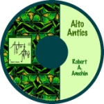 Alto Antics Accompaniment Performance CD