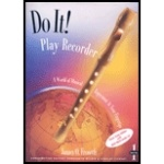 Do It! Play Soprano Recorder Book 1 - Book with MP3 Downloads