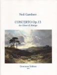 Cocnerto Op. 13 - Oboe and String Orchestra (Score and Parts)
