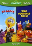 Sesame Street Double Feature: Sing Yourself Silly / Elmo's Musical Adventure - DVD